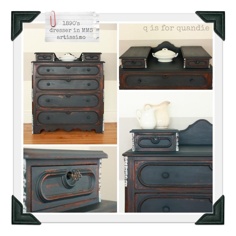 1890's dresser in artissimo