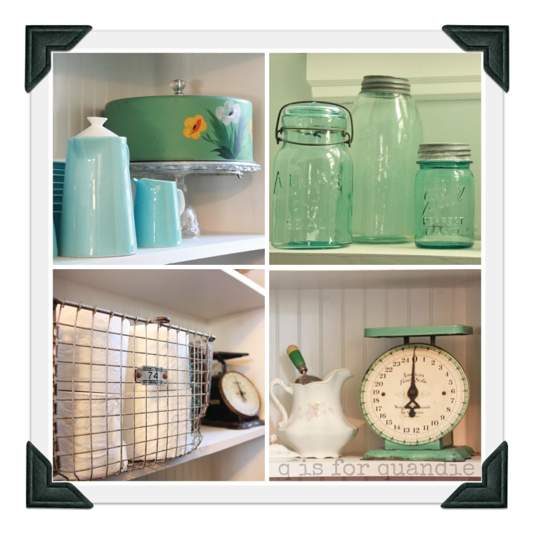 pantry details collage