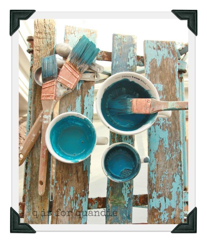 blue mixology