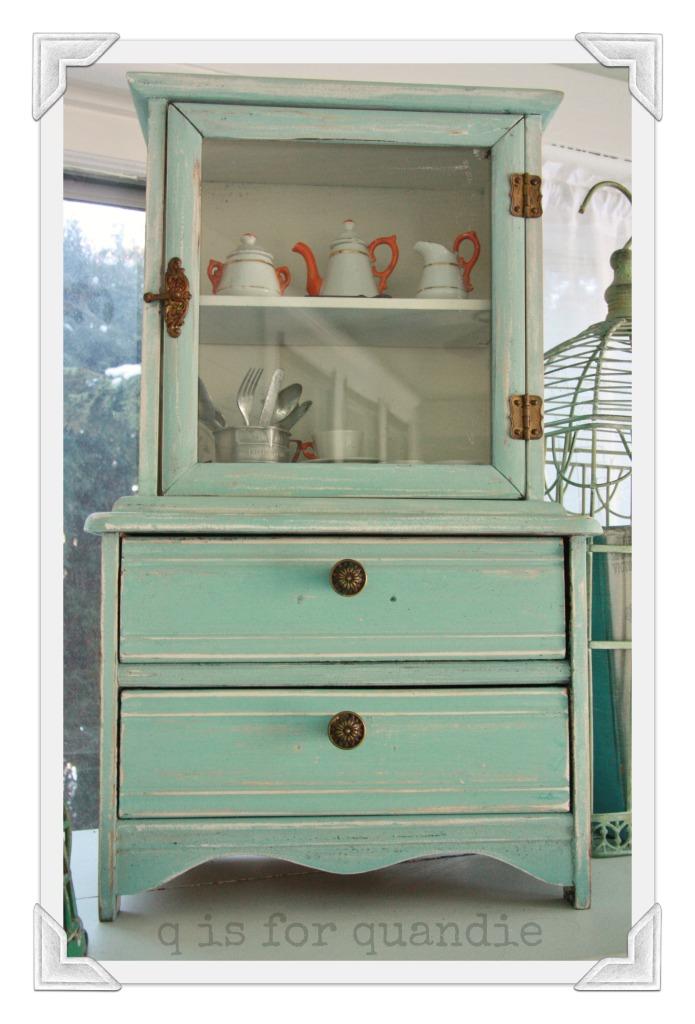 first cupboard