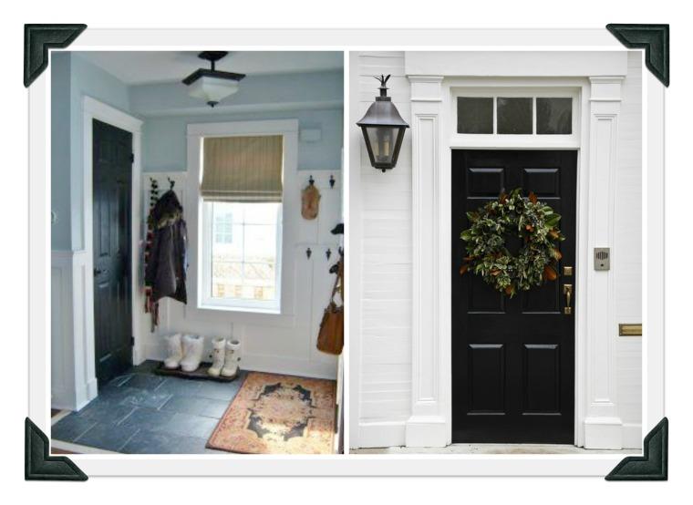 pinterest front door idea