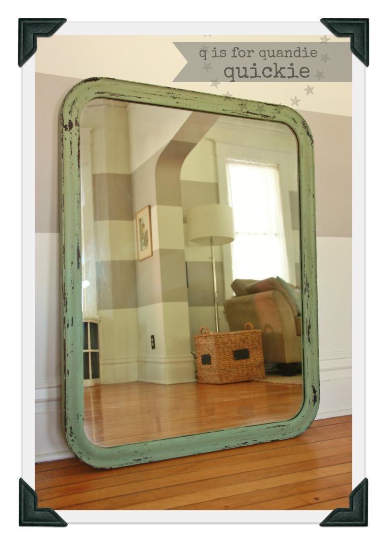 mirror quickie