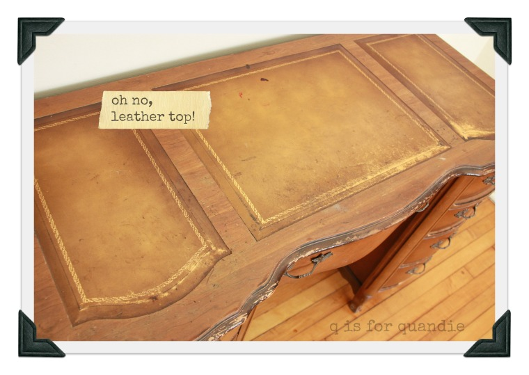 writing desk top