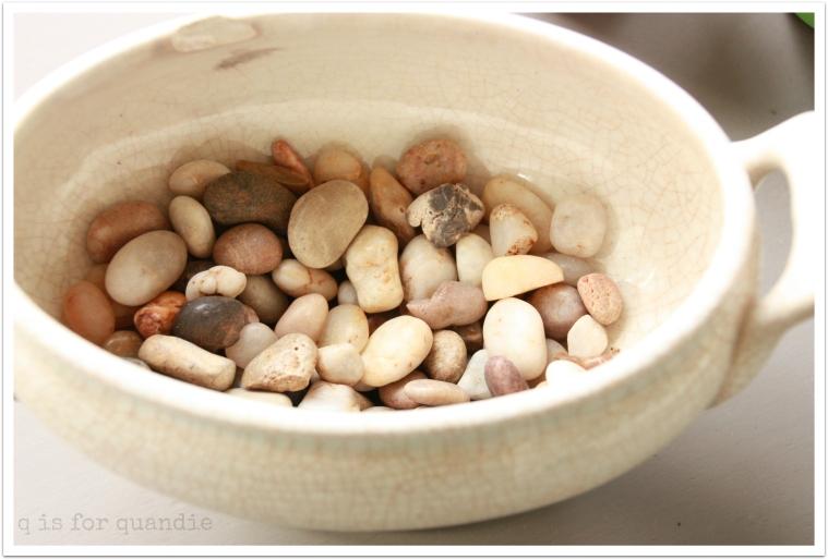 tureen pebbles