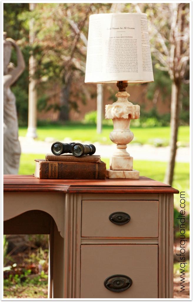 Bryn Mawr vanity lamp