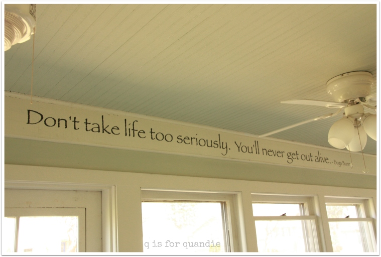 front porch quote