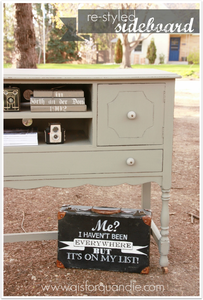 restyled sideboard