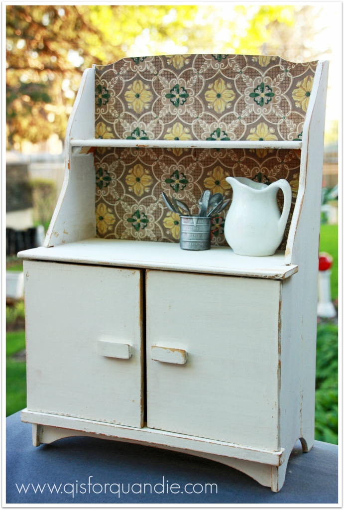 tiny hutch after