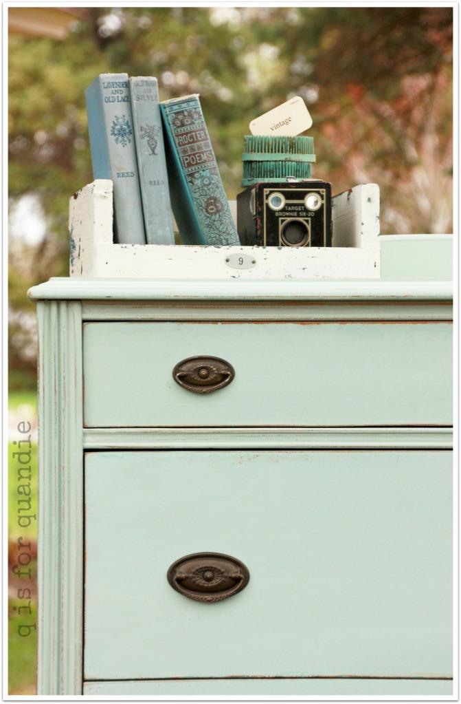 vintage dresser 1