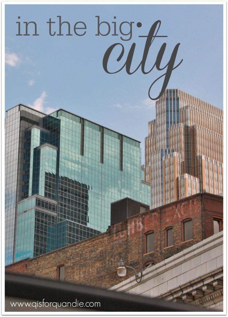 big city anniversary