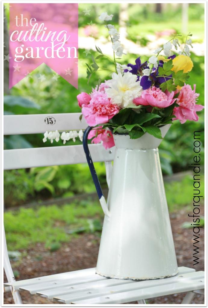 cutting garden title