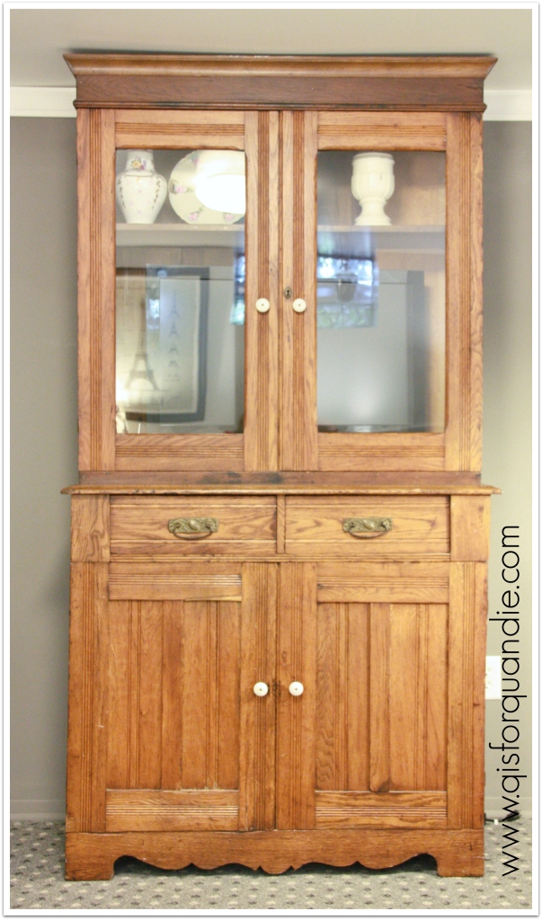 family room cupboard