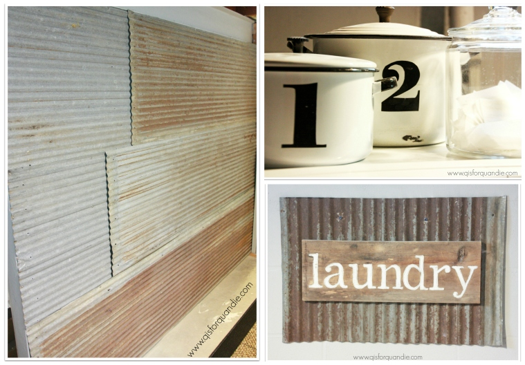 laundry collage