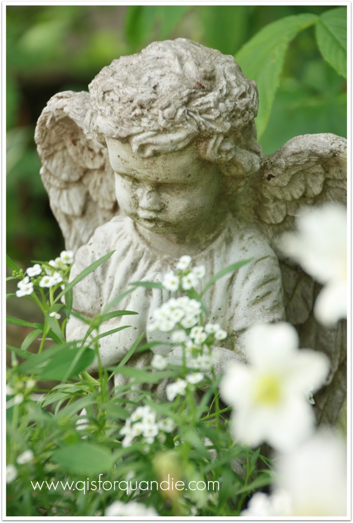 Sue's garden angel