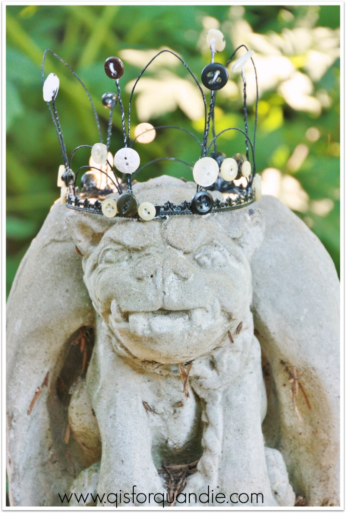 fairy crown gargoyle