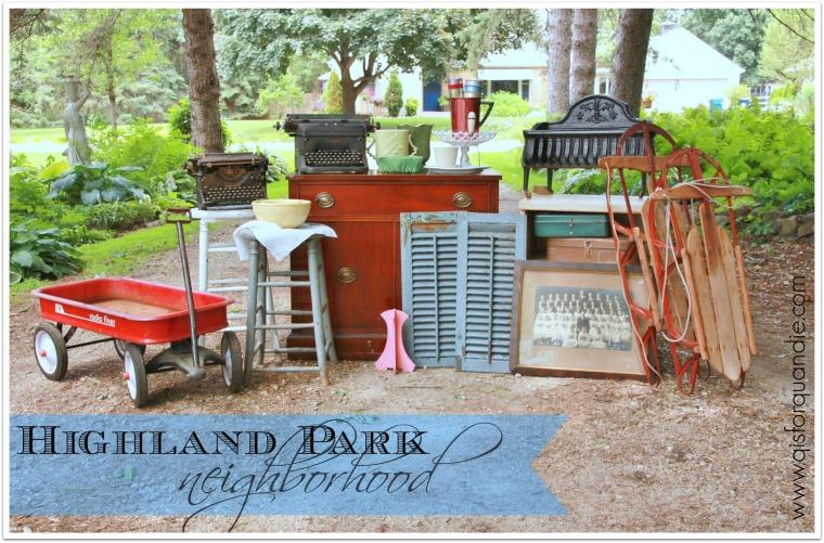 highland park haul