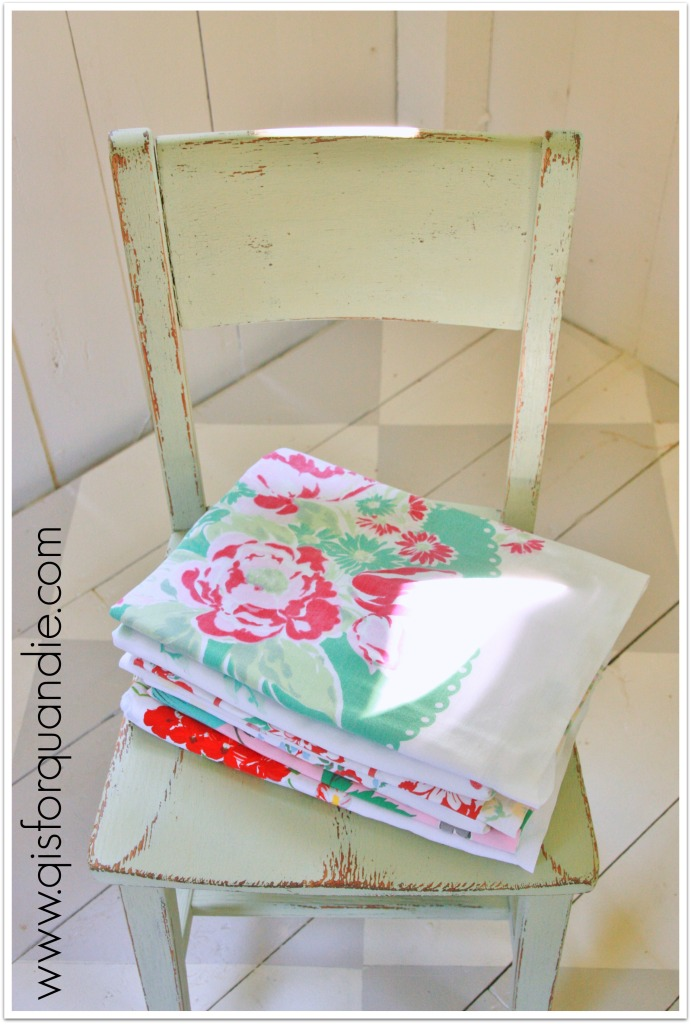 minty chair