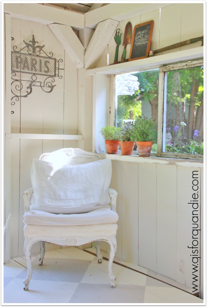photo cottage chair
