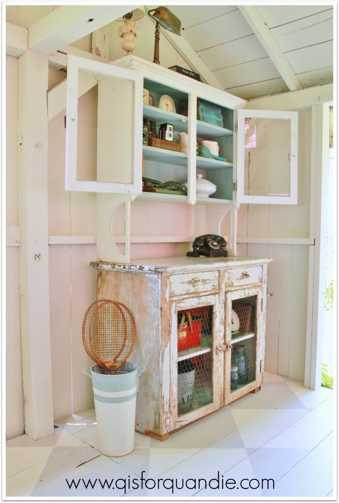 studio cabinet angle