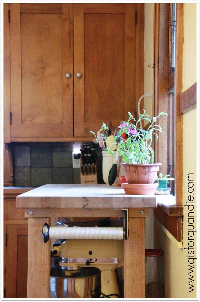 Jens kitchen cart