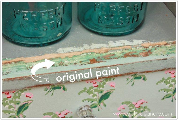 mystery cabinet original color