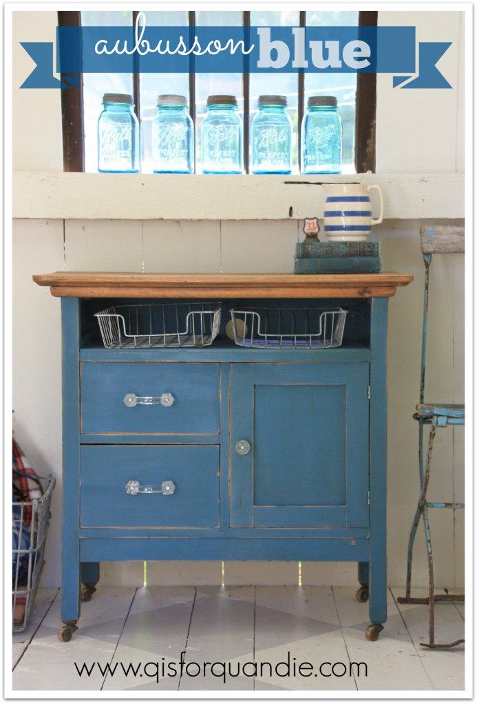 Aubusson cupboard