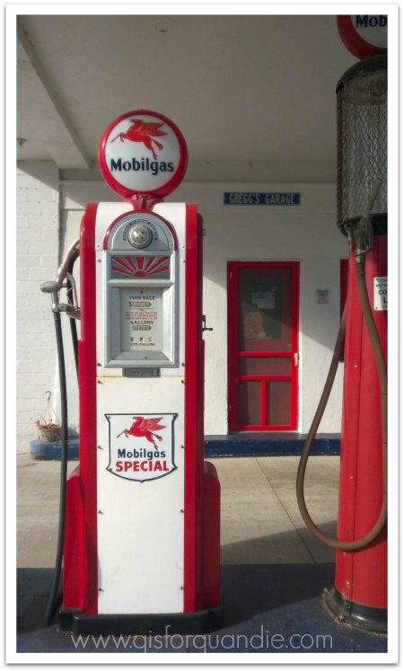 carver gas station