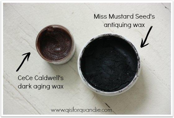 wax comparison