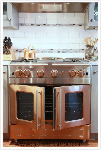 meggan's stove