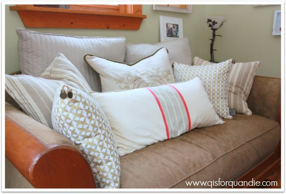 meggan's sunroom sofa