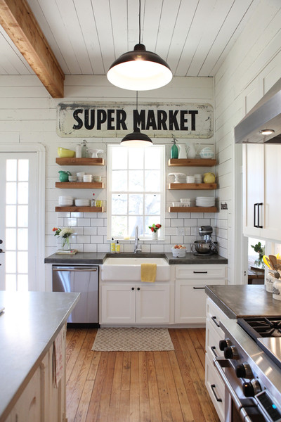 Chip and Joanna Gaines' farmhouse