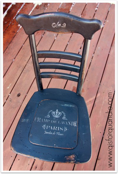 pattys chair