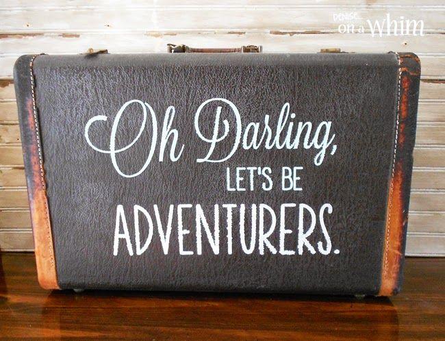 adventurers suitcase