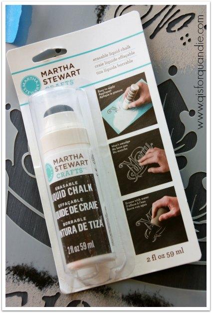 chalk liquid