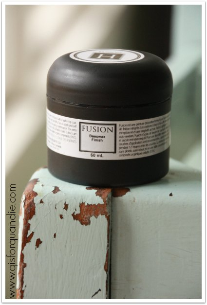 Fusion Mineral Paint - Magazine cover