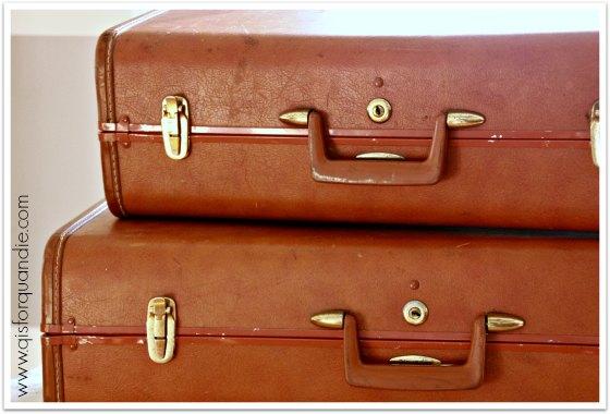 craigslist suitcases