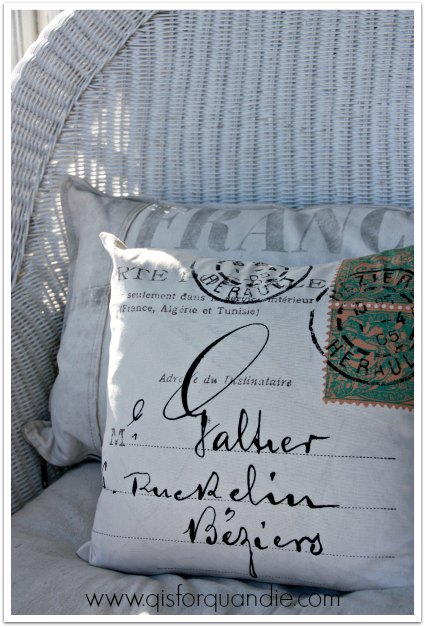 front porch pillow
