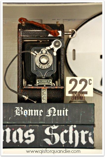 front porch vintage camera