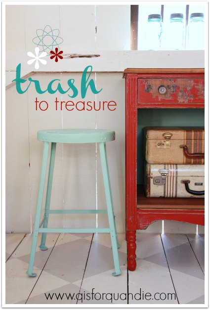 trash to treasure