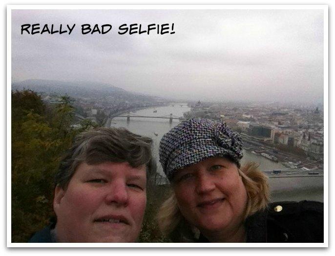 bad Danube selfie