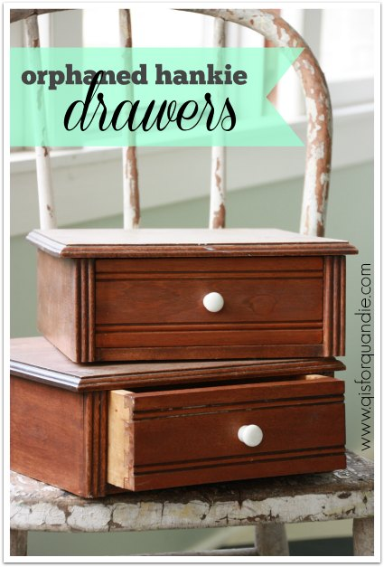 orphan drawers before