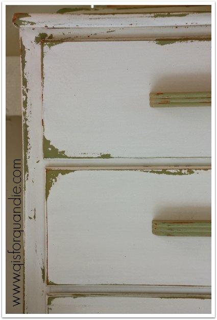 armoire closeup