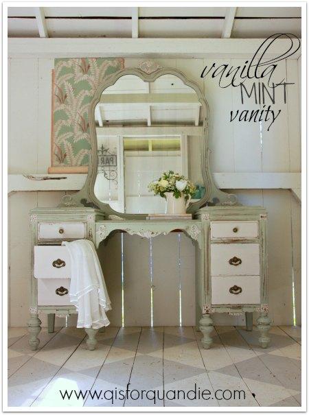vanity title