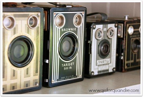 box camera collection