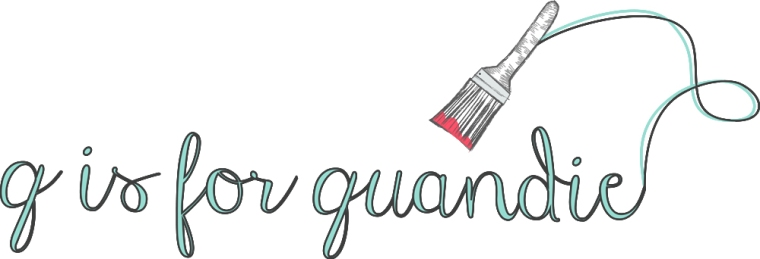 q is for quandie logo