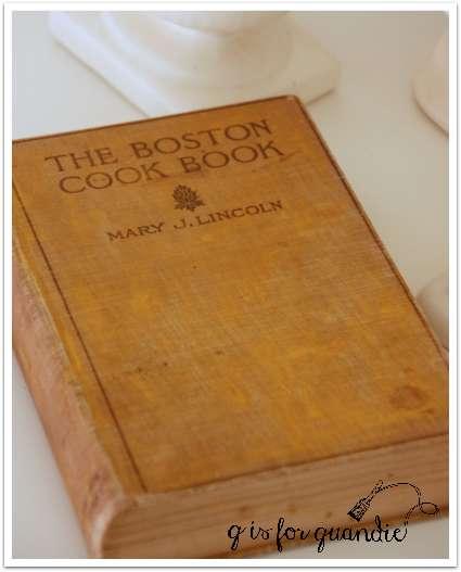 boston cook book