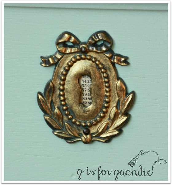 french keyhole