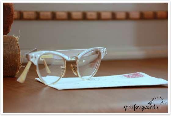 coco vanity glasses