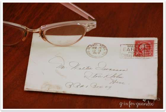 coco vanity letter