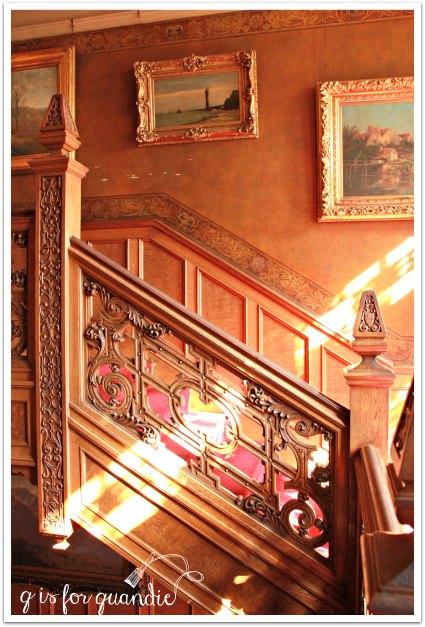 Glensheen staircase